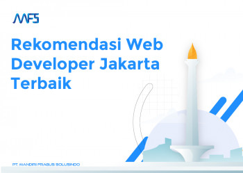 Rekomendasi Web Developer Jakarta Terbaik
