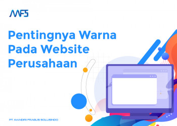 Pentingnya Warna Pada Website Perusahaan - MFS