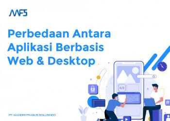 Perbedaan Antara Aplikasi Berbasis Web dengan Desktop