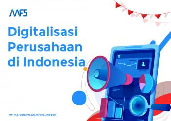 Digitalisasi Perusahaan di Indonesia